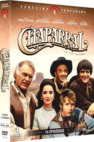 Chaparral - 3ª Temporada 1º Volume