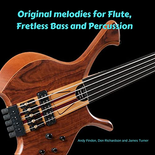 Original Melodies for Flute, Fretless Bass and Percussion