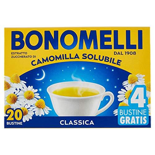 Bonomelli Camomilla Solubile 16Ff+4 Om.