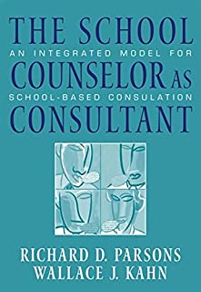 school counselors as consultants
