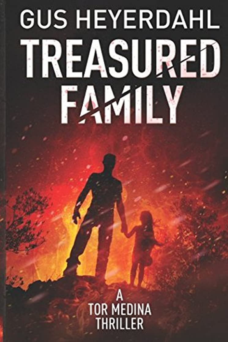 重さ分離する危険を冒しますTreasured Family: A Tor Medina Thriller