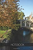 Notebook - Travel Journal - 110 pages: Cambridge, England - Bridge of sighs University