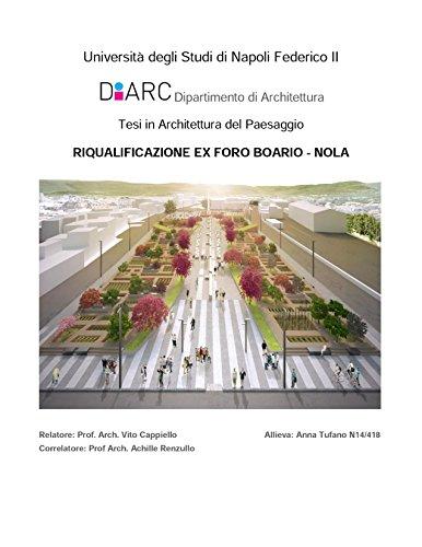Riqualificazione ex Foro Boario - Nola