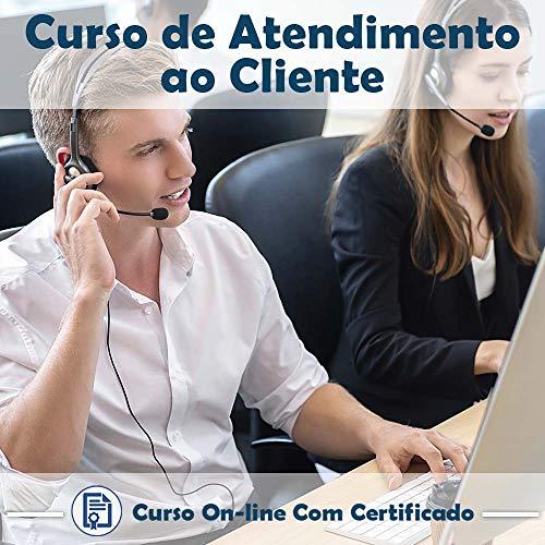 Curso Online de Curso Atendimento ao Cliente com Certificado