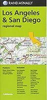 Rand McNally Los Angeles & San Diego Regional Map