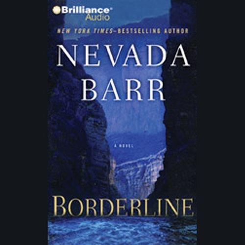 Borderline audiobook cover art