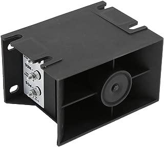 D DOLITY Car Reverse Siren Buzzer Alarm Horn Speaker Truck Back Up Alarm 112db Beeper 12V-24V Waterproof 30W