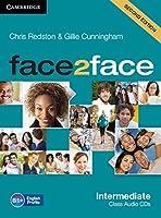 face2face / 3 Class Audio CDs. Intermediate 2nd edition