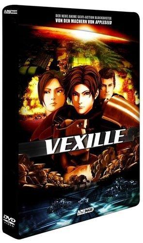 Vexille (Metalpak Edition mit 3D-Card) [2 DVDs]