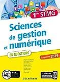 Sciences de gestion et numérique 1re STMG