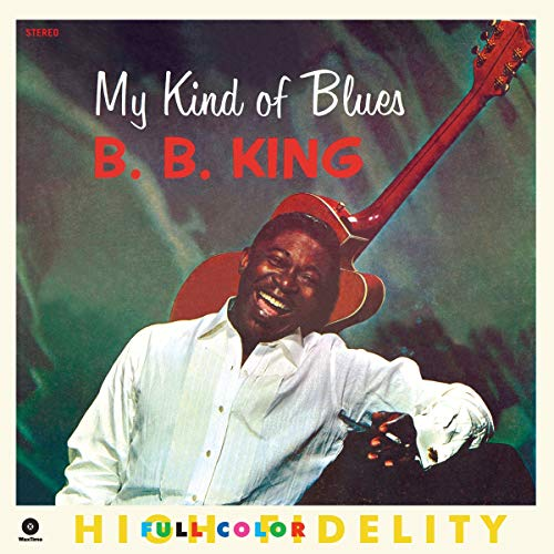 My Kind of Blues [Vinilo]