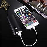 HOOGAO Chargeur de Batterie Argumentaire économique Banque d'alimentation Externe Case Box 18650 Téléphone Mobile LED Affichage numérique Solderless DIY Chargeur Box Power Bank Box