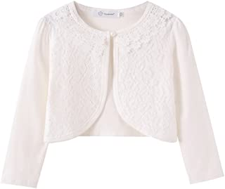 girls communion bolero