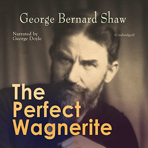 The Perfect Wagnerite audiobook cover art