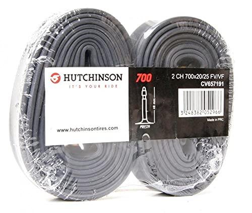 Blister 2 camaras Hutchinson 27.5x1.70-2.35 schr40