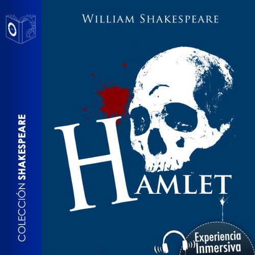 Hamlet (Spanish Edition) audiobook cover art