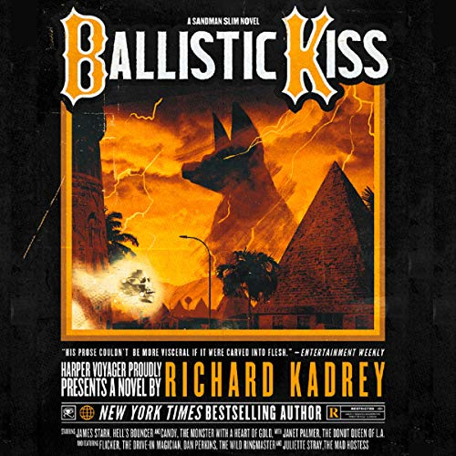 Ballistic Kiss Titelbild