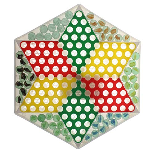 Chinese Checkers grünes