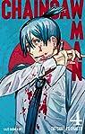 Chainsaw man, tome 4 par Fujimoto