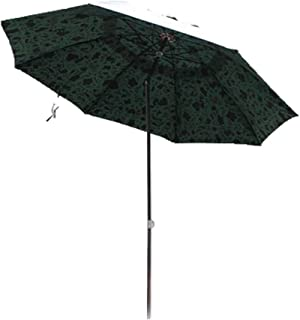 YLLN Parasols Large Umbrella/Umbrella Double Layer/One-Way/Fishing Umbrella/Fish Umbrella / 18 m/Single Layer/Fishing Gear/Supplies Fishing/Fishing/Fishing/Outdoor/Shipping