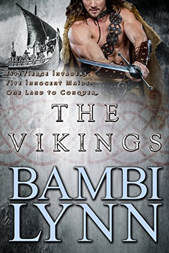 The Vikings: The Vikings of Normandy: Episodes I~V (Gunnar, Wulf, Bron, Thorleif, Magnus) (English Edition)