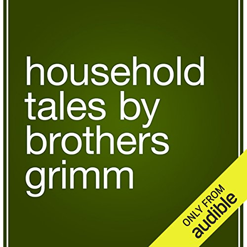 Household Tales audiobook cover art