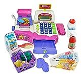 Inside Out Toys Caja registradora de Juguete para niños - Rosa
