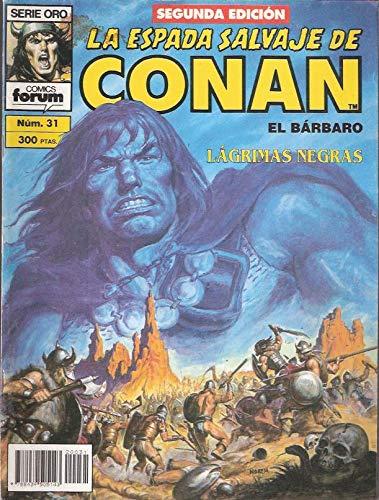 La espada salvaje de Conan el bárbaro, 31.