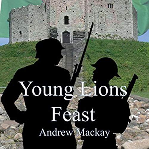 Young Lions Feast audiobook cover art