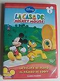 LA CASA DE MICKEY MOUSE- LA PELOTA DE PLUTO // EL PAJARO DE GOOFY