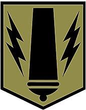 CA POWER 41st Field Artillery Brigade Vinyl Window Decal Sticker Olive Black
