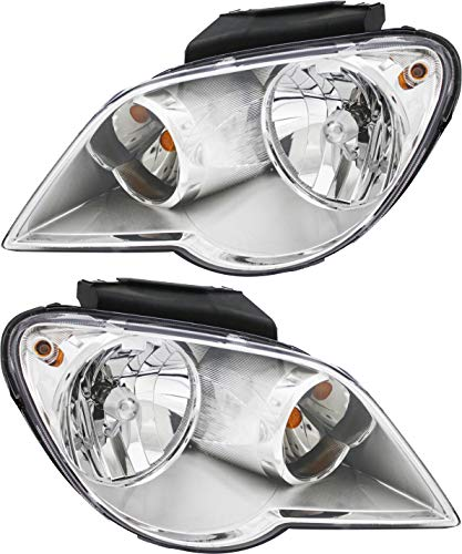 chrysler pacifica headlights - 3