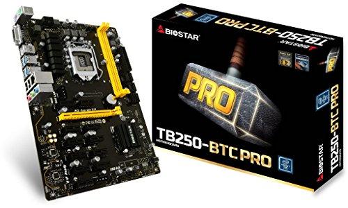 Biostar TB250-BTC Pro - Placa Base Intel Socket lga 1151 (Socket h4)