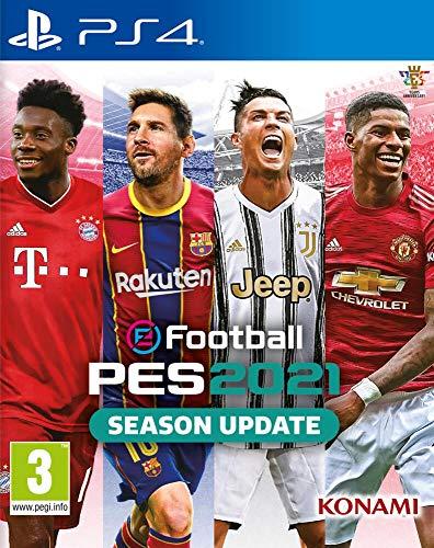 eFootball PES 2021 - PlayStation 4 [Edizione: Francia]