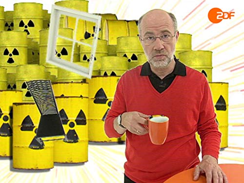 Wohin mit dem radioaktiven Müll