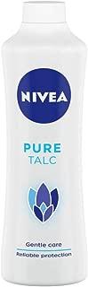 NIVEA Talc, Pure Talcum Powder, 400g