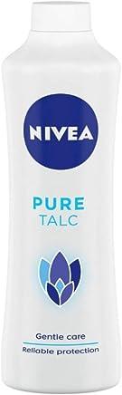 NIVEA Pure Talc, Mild Fragrance Powder, 400g