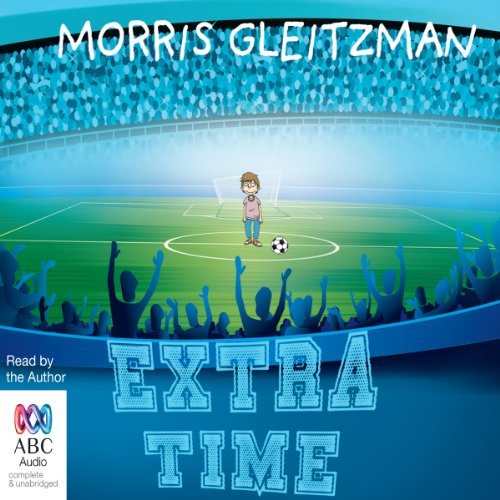 Extra Time audiobook cover art