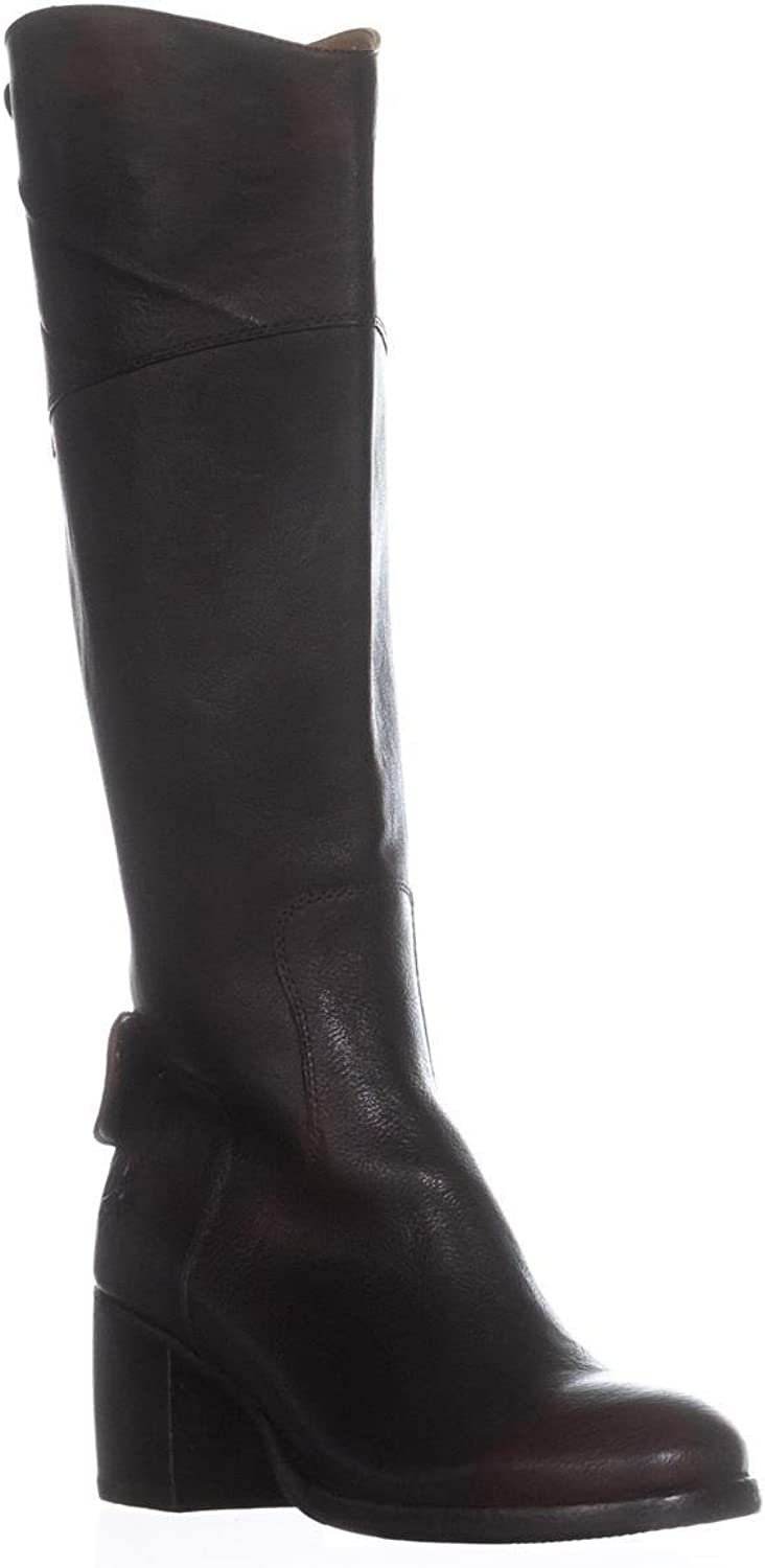 Patricia Nash Loretta Knee High Boots, Black
