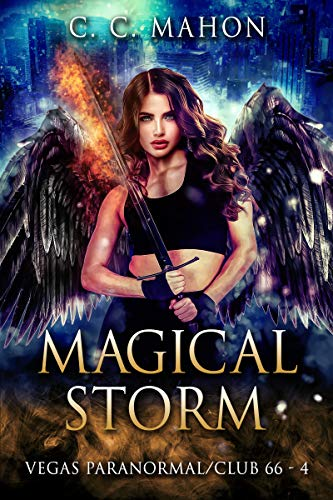 Magical Storm (Vegas Paranormal/Club 66 Book 4) (English Edition)