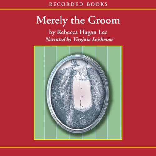 Merely the Groom audiobook cover art