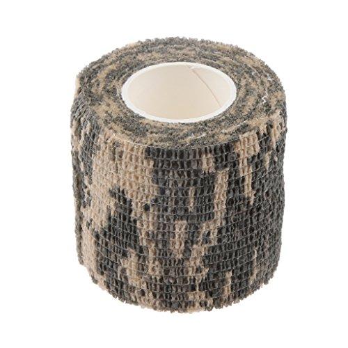 perfeclan Tarnung Form Klebeband Bandage - ACU Camouflage, 4.5M