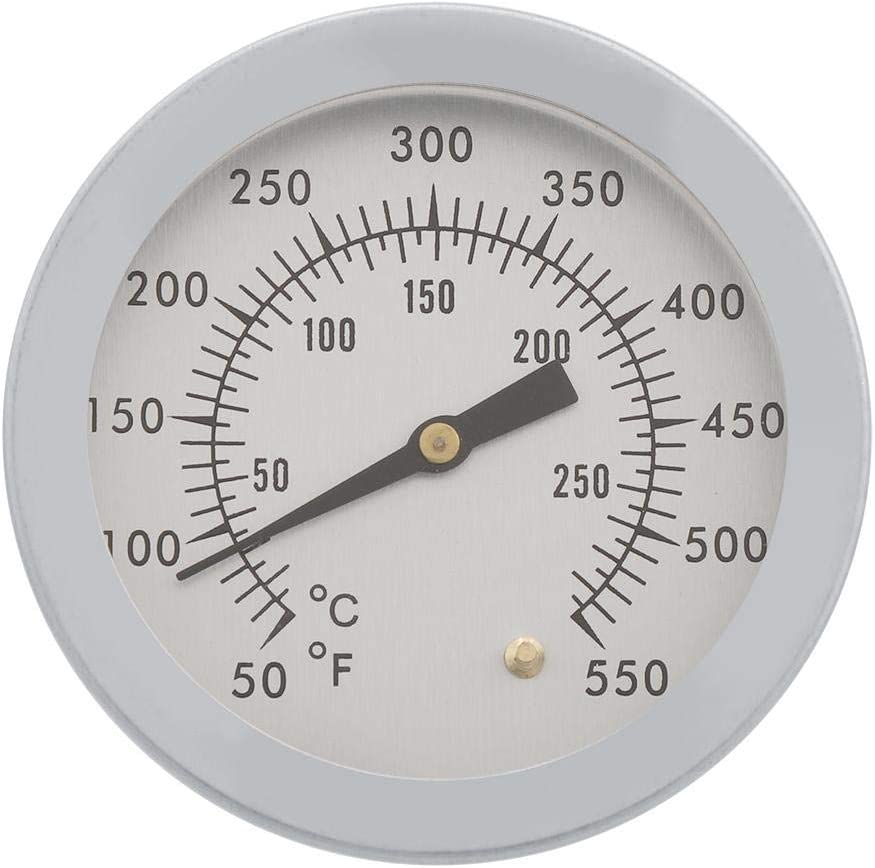 bizofft Long Lasting BBQ Temperature A surprise price is price realized The Easy to Install Gauge