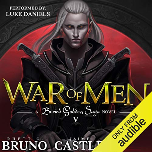 War of Men audiobook cover art