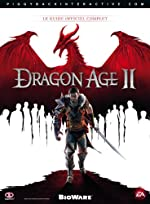 Guide officiel complet Dragon Age II de Bioware Piggyback