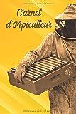 Carnet d'Apiculteur: : 120 Fiches d'Inspection pour vos Ruches   Journal de suivi   Cahier pour l'apiculteur amateur ou professionnel   Parfait idée cadeau pour amateur ou professionnel