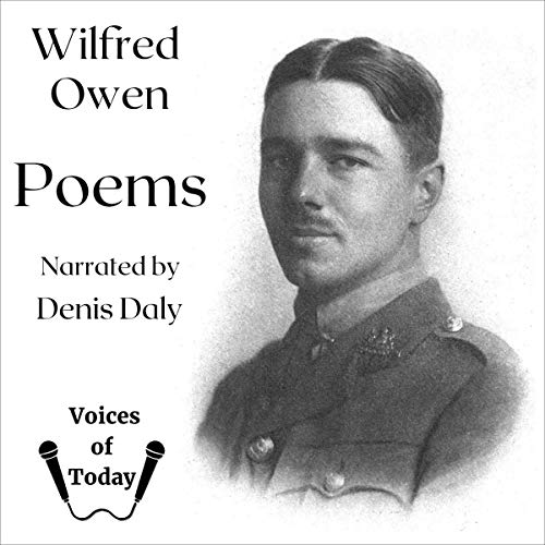 Poems by Wilfred Owen cover art