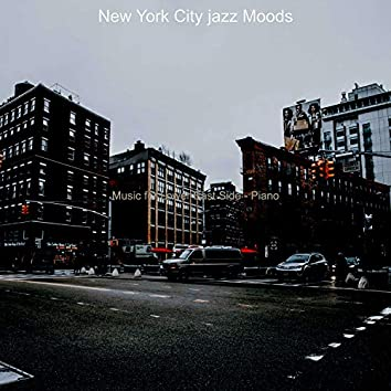 Music for Lower East Side - Piano