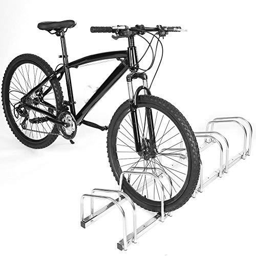 Gotto parkeerhulp voor fietsen met maximaal 5 zitplaatsen, fietsstandaard, fietsendrager voor fietsen, meerdere wand, fietsendrager op de vloer.