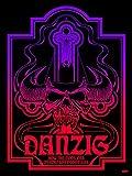 Danzig Blacklight Poster, rahmenlos, 30 x 46 cm, LT-140